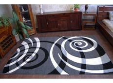 Moderní koberec ANTRACIT 5960