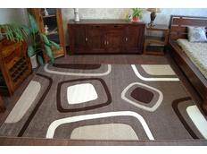 Moderní koberec MOKA 7856