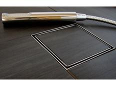 Odtokový sprchový žlab HOME hranatý pro vložení do dlažby