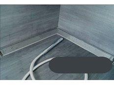 Odtokový sprchový žlab IDEA rohový