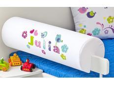 Chránič na dětskou postel SE JMÉNEM - vzor SWEET TREE