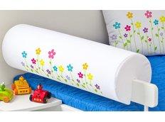 Chránič na dětskou postel - KYTIČKY