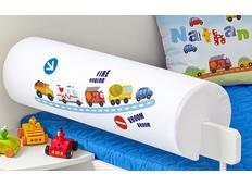 Chránič na dětskou postel - AUTA