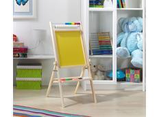 Otočná dětská tabule - žlutá