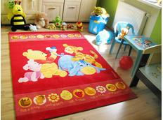 Dětský koberec MEDVÍDEK PÚ BABY 140x200 cm