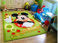 Dětský koberec MICKEY CLUB HOUSE 140x200 cm