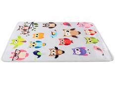 Dětský koberec Soft - SOVIČKY