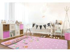 Dětský koberec Soft - SWEETS