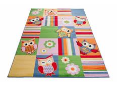 Dětský koberec SOVIČKY