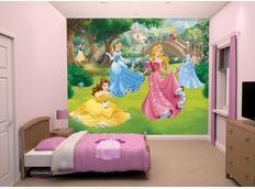 3D tapeta Disney Princezny 2