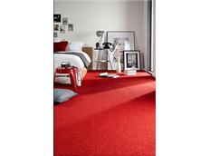 Kusový koberec ETON - červený