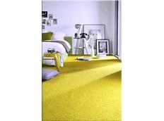 Kusový koberec ETON - žlutý