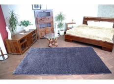 Kusový koberec SHAGGY CARNIVAL – fialový