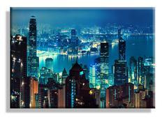 Obraz na plátně HONG KONG - vzor 5