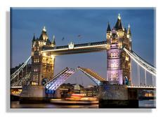 Obraz na plátně TOWER BRIDGE - vzor 4