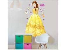 Velké dětské samolepky Disney - PRINCEZNA BELLA