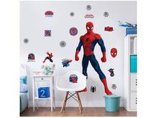 Velké dětské samolepky Disney - SPIDERMAN