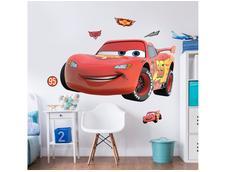Velké dětské samolepky Disney - AUTA