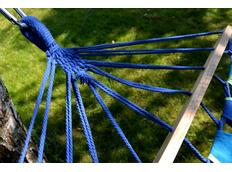 Houpací síť pro dva 220x150 cm - detail