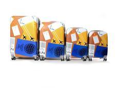 Moderní cestovní kufry FLY
