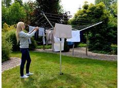 Zahradní sušák na prádlo 216