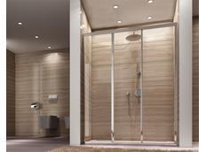Sprchové dveře ALEX 140 cm