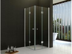 Sprchový kout FOLD 90x90 cm