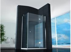 Sprchový kout MEGAN 90x120 cm