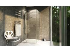 Sprchový kout UNO LINE 80x120 cm
