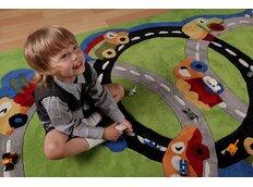 Dětský koberec Autíčka