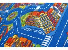 Dětský koberec ULIČKY BIG CITY