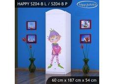 Dětská skříň - TYP 4B