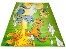 Dětský koberec DINO