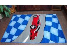 Dětský koberec RACE