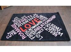 Dětský koberec LOVE