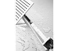 Sprchová hlavice ULTRA SLIM SQUARE 20 x 20 cm