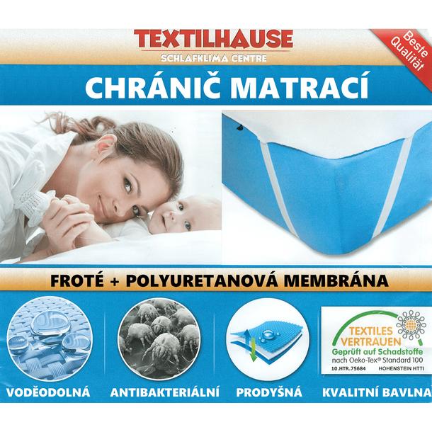 Chránič matrace 120x60 cm