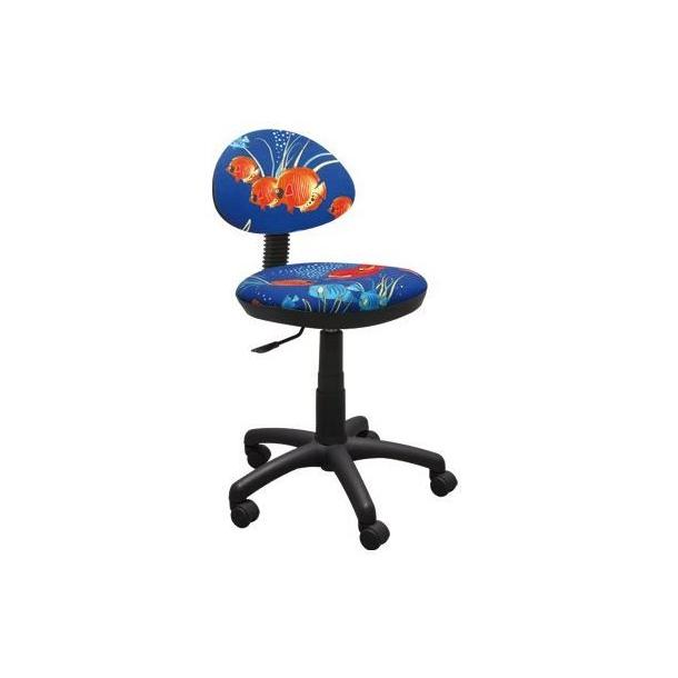 Dětská otočná židle KIERAN - RYBIČKY