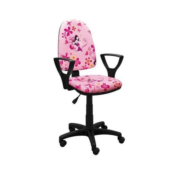 Dětská otočná židle BRENDA - LADY