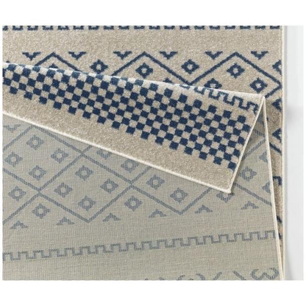 Kusový koberec Chateau Mood - modrý
