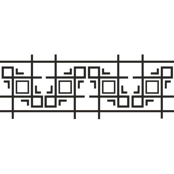 Samolepky na zeď BORDURA COLOR - vzor 9