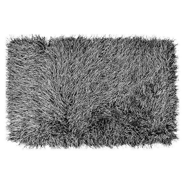 Kusový koberec Shaggy MAX inspiration - tmavě šedý
