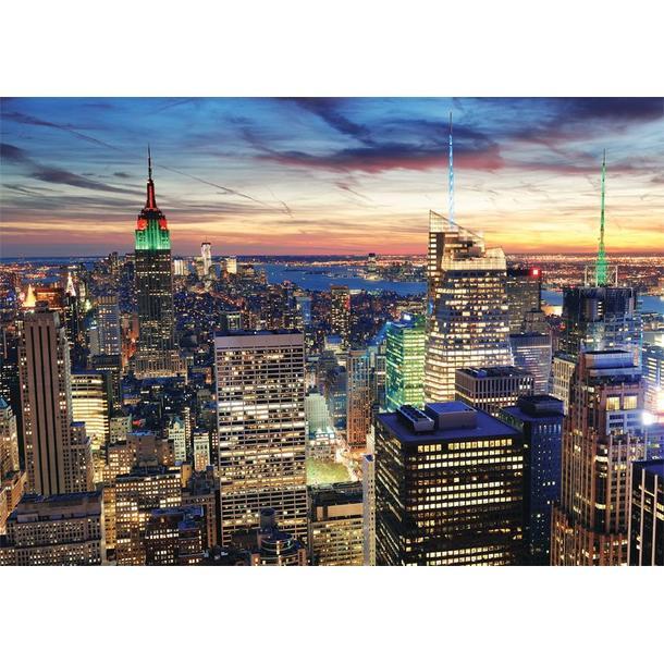 Moderní 3D tapeta NEW YORK