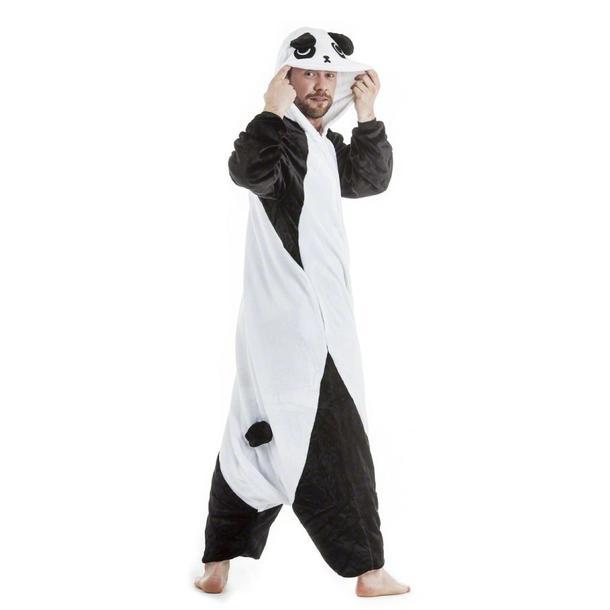 Overal KIGURUMI - panda
