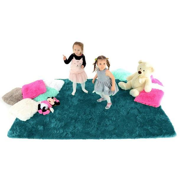 Dětský plyšový koberec Ocean