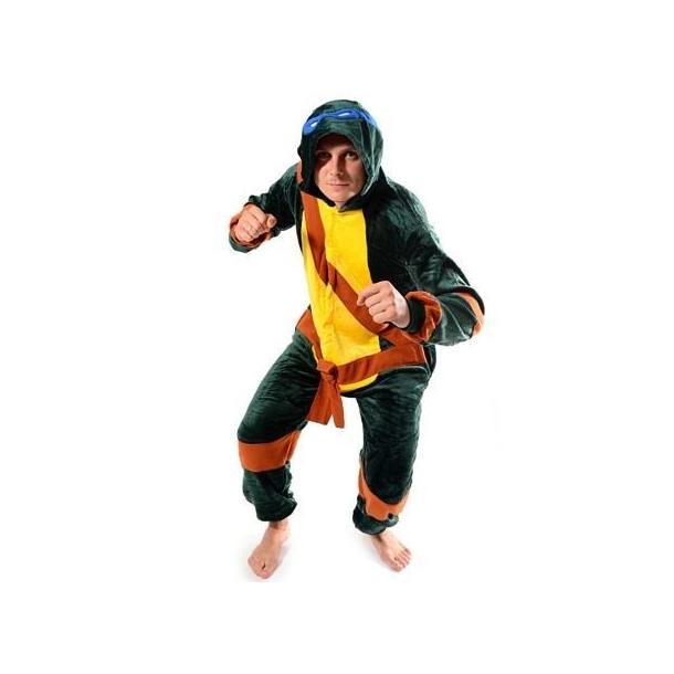 Overal KIGURUMI - želva ninja Leonardo
