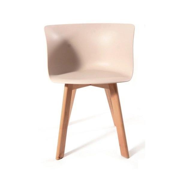 Designová židle Grand - cappucino