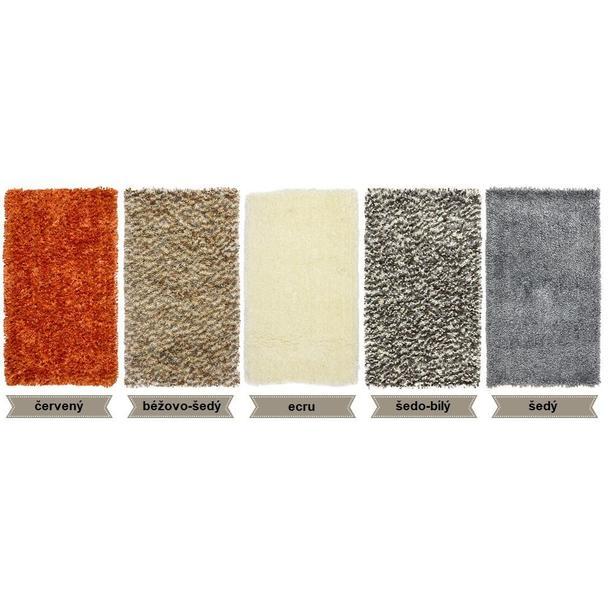 Kusový koberec Shaggy MAX fido
