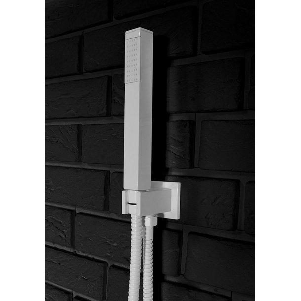 Sprchová podomítková souprava SONIC white