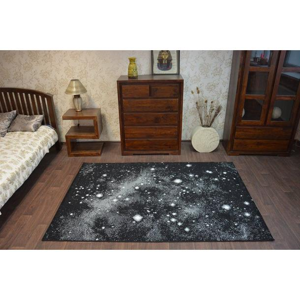 Moderní koberec Vesmír